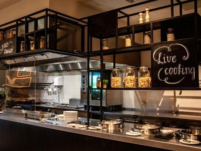 Hoorn - Van der Valk Hotel Hoorn - restaurant