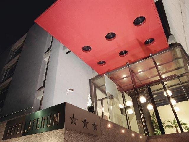 Pécs - Hotel Laterum - entree