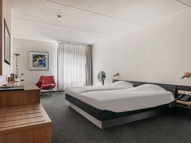 Lemmer - Sporthotel Iselmar - voorbeeld kamer
