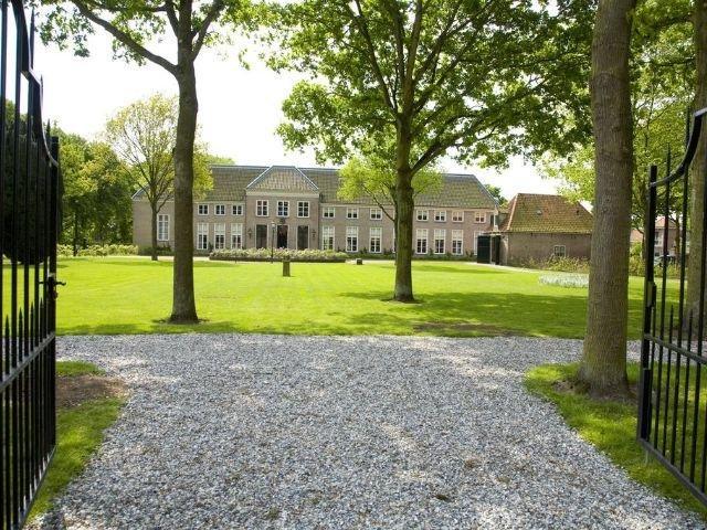 Vollenhove - Stadspaleis Old Ruitenborgh - hotel aanzicht