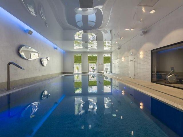 Gdynia - Hotel Antares - zwembad