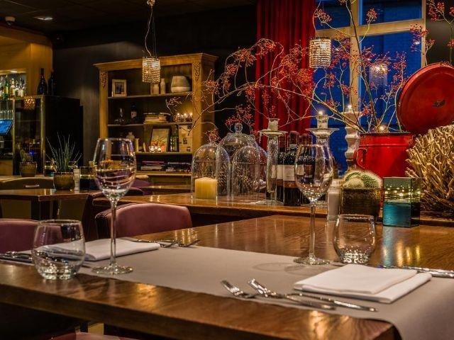Nuenen - Parkhotel Auberge Vincent - restaurant
