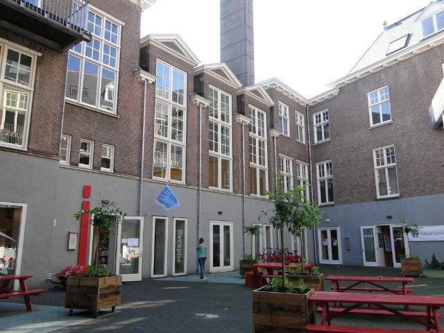 Groningen - Hotel het Paleis - hotel aanzicht