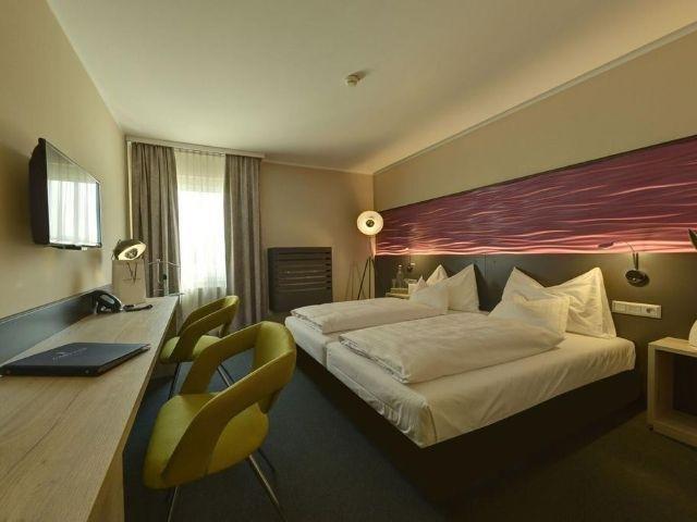 Villach - Hotel Globo Plaza - voorbeeld kamer