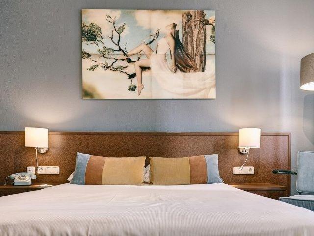 Alkmaar - Golden Tulip Hotel Alkmaar - voorbeeld kamer