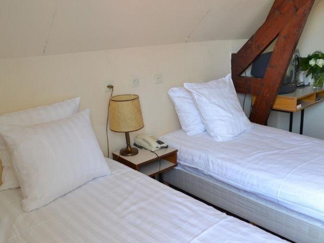Brielle - Fletcher Hotel de Zalm - voorbeeld kamer