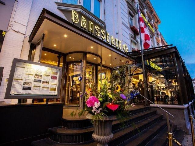 Den Bosch - Golden Tulip Hotel Central - hotel aanzicht