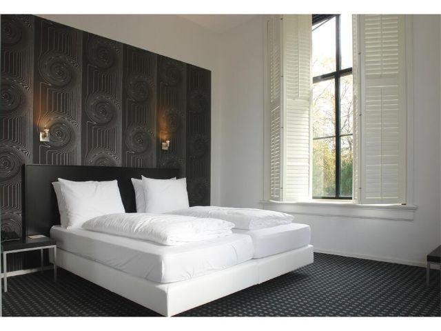 Doetinchem - Hotel Villa Ruimzicht - voorbeeld kamer