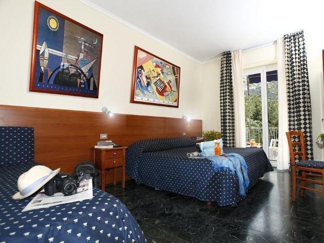 Levanto - Hotel Garden - voorbeeld kamer