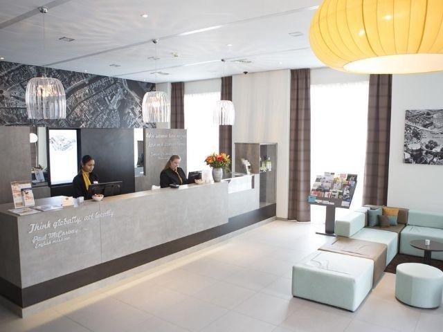 Gouda - Best Western Hotel Gouda - receptie