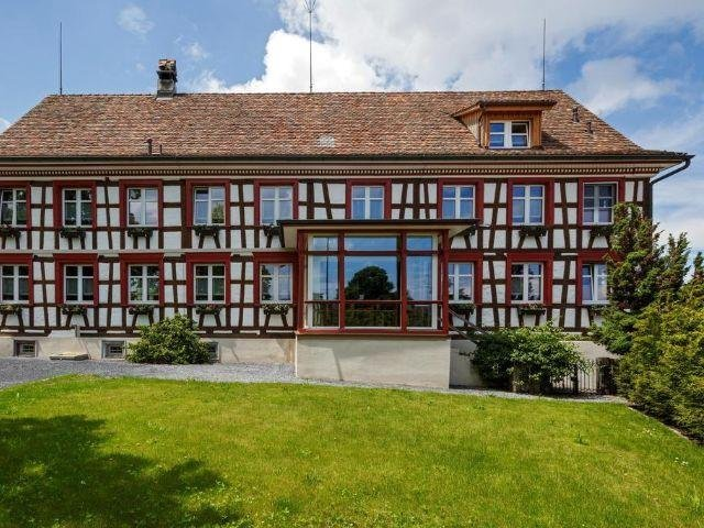 Güttingen - Hotel Seemöwe - hotel aanzicht