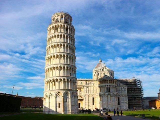 Italië - Pisa - Toren van Pisa