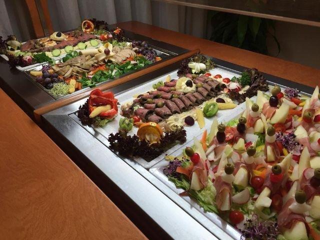 Boedapest - Hotel Canada - restaurant