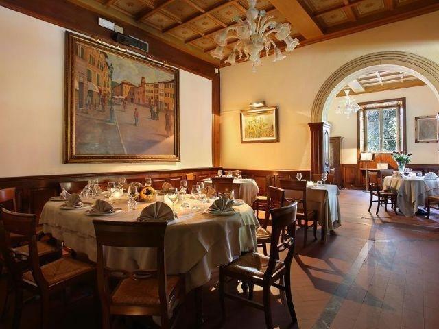 Pescia - Hotel Villa Delle Rose - restaurant
