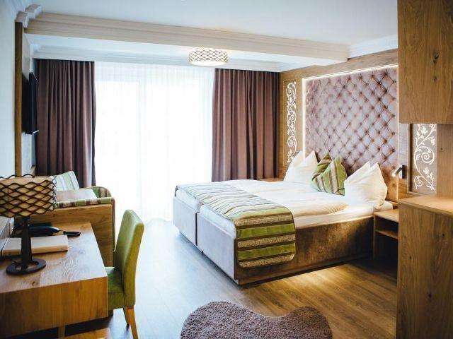 Grein - Hotel Aumühle**** - voorbeeld kamer