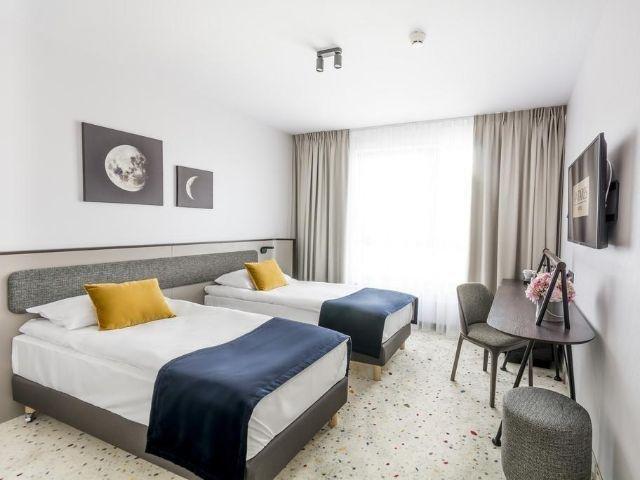 Gdynia - Hotel Antares *** -kamer