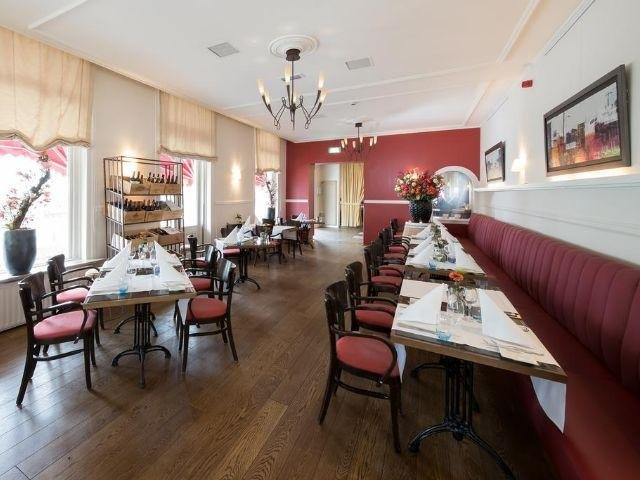 Zwolle - Bilderberg Grand Hotel Wientjes- restaurant