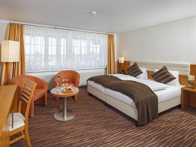 Güttingen - Hotel Seemöwe - voorbeeld kamer