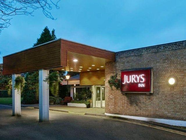 Groot-Brittannië - Cheltenham- Jurys Inn Cheltenham