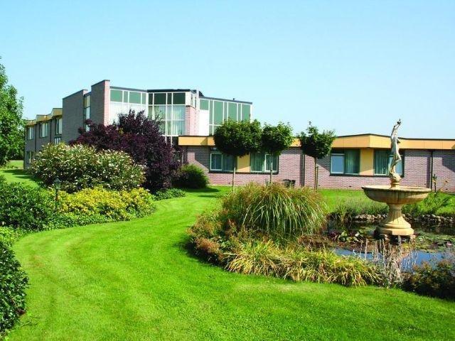 Steenwijk - Fletcher Hotel Steenwijk - hotel aanzicht