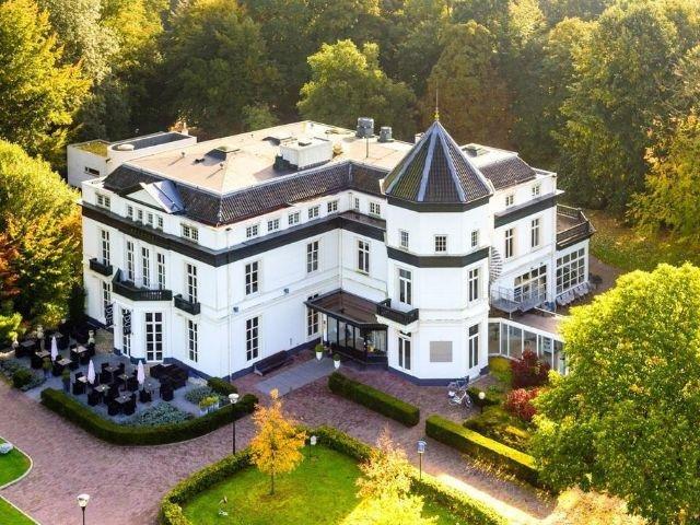 Ellecom - Fletcher Landgoed Hotel Avegoor - hotel aanzicht