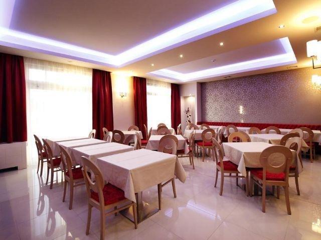Zagreb - Hotel Raca - receptie