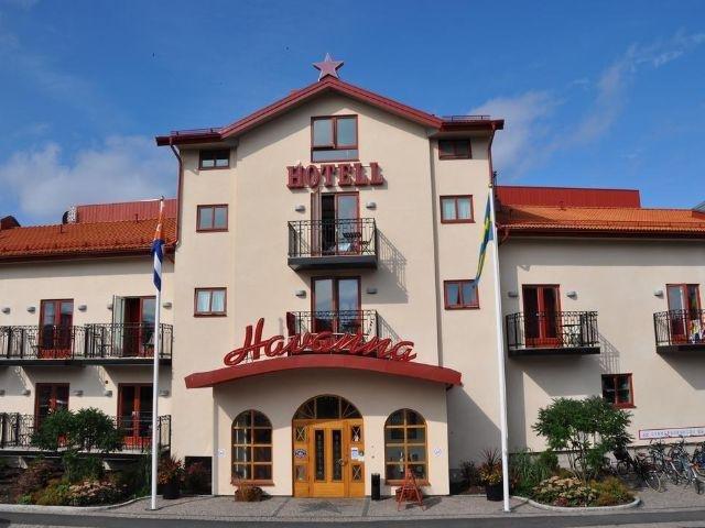 Zweden - Varberg- Hotell Havanna