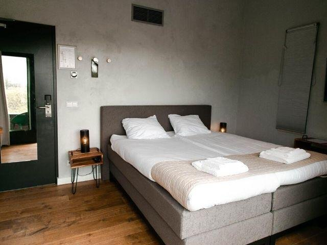 Willemstad - Hotel Wapen van Willemstad - voorbeeld kamer