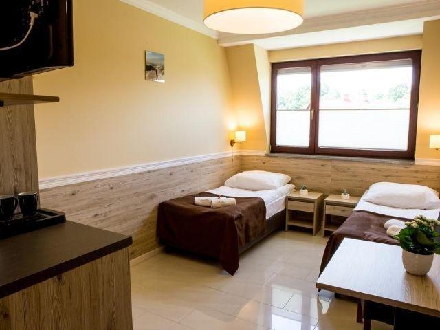 Hotel Dworek Ploni *** - kamer