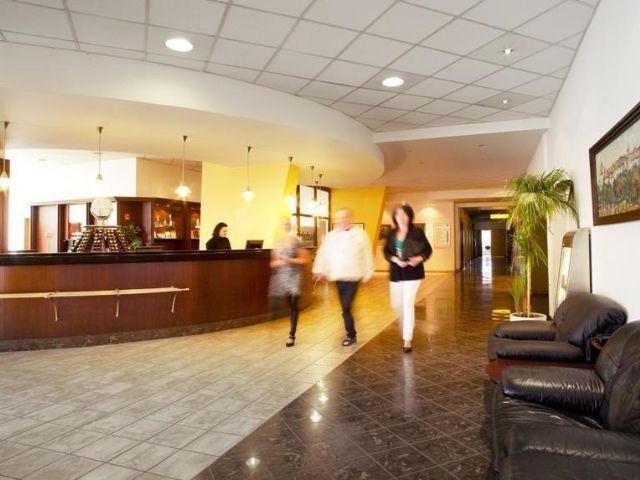 Hradec Kralove - Hotel Cernigov*** - receptie