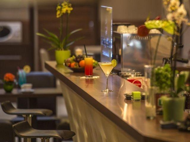 Budapest - Vitta Hotel Superior - bar