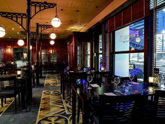 Arnhem - Best Western Hotel Haarhuis - restaurant