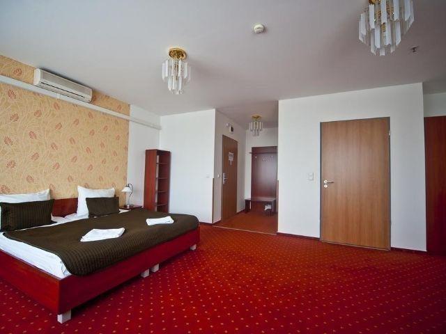 Boedapest - Hotel Canada - voorbeeldkamer