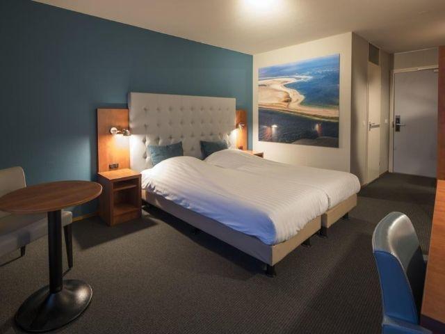 Den Helder - Hotel Lands End - voorbeeld kamer