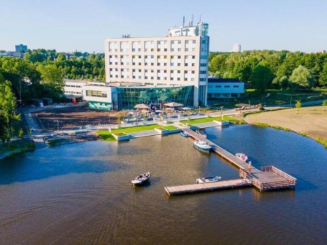 Groningen - Best Western Hotel Plaza - hotel aanzicht