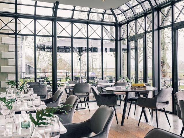 Deventer - Sandton IJsselhotel - restaurant