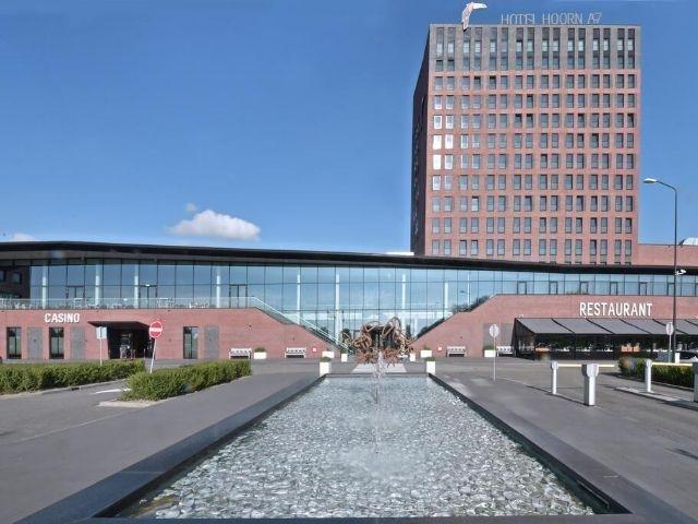 Hoorn - Van der Valk Hotel Hoorn - hotel aanzicht