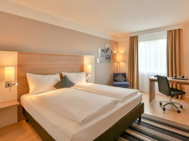 Aken - Mercure Hotel Am Europaplatz - voorbeeld kamer