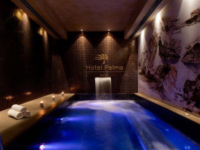 Tivat - Hotel Palma **** - zwembad