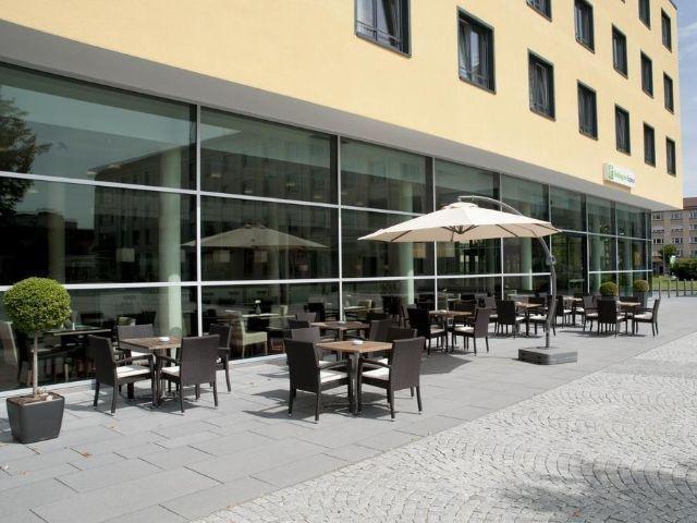 Singen - Hotel Holiday Inn Singen - terras
