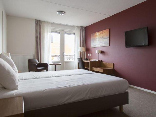 Makkum - Beach Hotel de Vigilante - voorbeeld kamer