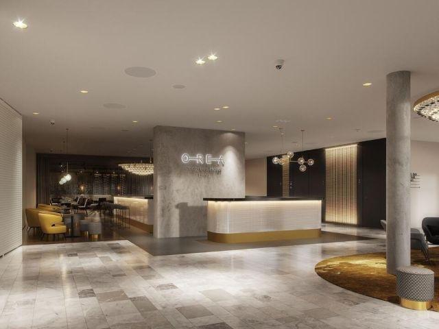 Brno - Hotel Orea Congress **** - receptie