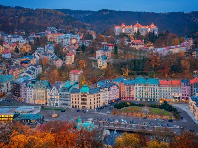 Tsjechië - Bohemen - Karlovy Vary