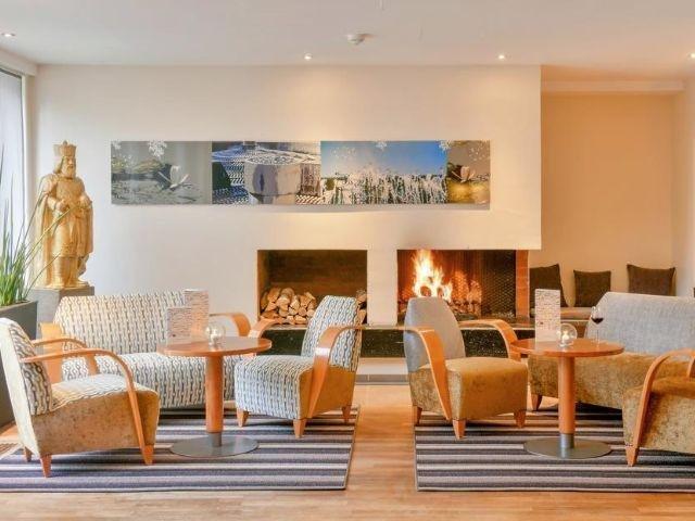 Aken - Mercure Hotel Am Europaplatz - bar