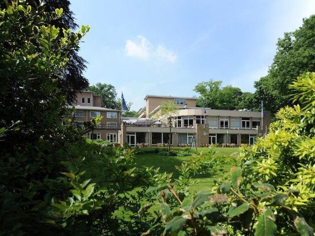 Berg en Dal - Fletcher Parkhotel Val Monte - hotel aanzicht