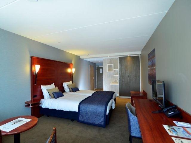 Egmond aan Zee - Hotel Zuiderduin - voorbeeld kamer
