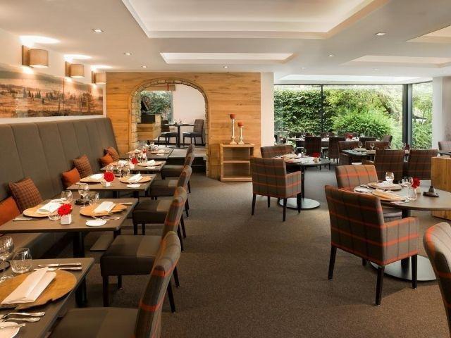 Bütgenbach - Hotel Bütgenbacher Hof - restaurant