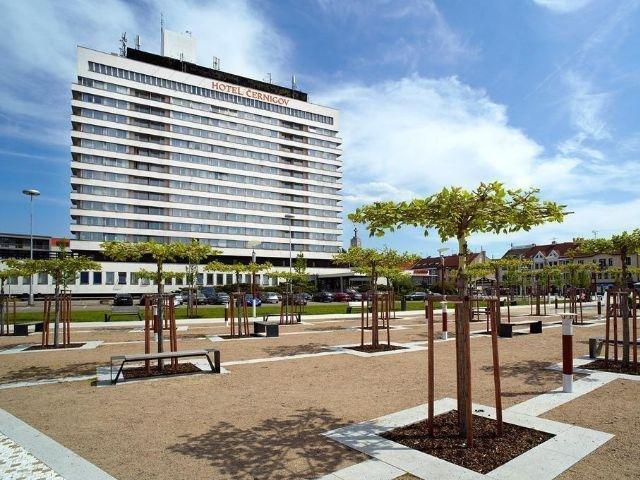 Hradec Kralove - Hotel Cernigov*** - hotel aanzicht