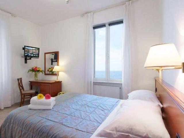 Camogli - Hotel La Camogliese - voorbeeld kamer
