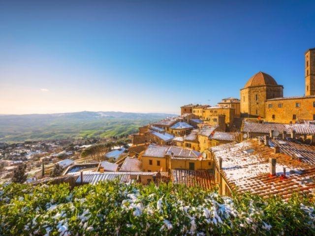 Italië - Tosance - Volterra